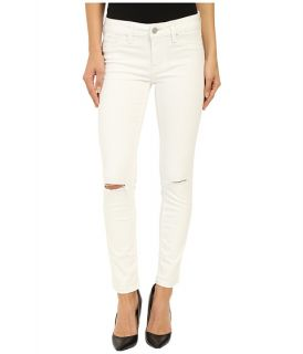 Mavi Jeans Adriana Ankle in White Destructed Tribeca