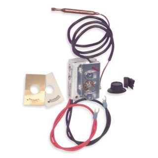 QMARK Unit Mounted Thermostat,25A,120 To 277V   Electric Unit Heater Accessories   25D246|UHMT1