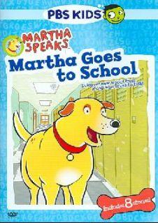 Martha Speaks: Martha Goes To School (DVD)   Shopping   The