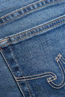 Nikki mid rise slim boyfriend jeans  AG Jeans