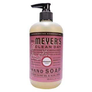 Mrs. Meyers Rosemary Hand Soap 12.5 Fl Oz