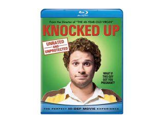 Knocked Up (Blu Ray / WS / ENG SDH / SPAN / FREN / DTS HD) Katherine Heigl&#59; Seth Rogen&#59; Paul Rudd&#59; Leslie Mann&#59; Jason Segel&#59; Jay Baruchel&#59; Jonah Hill&#59; Martin Starr&#59; Catt Sadler&#59; Ryan Seacrest