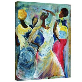 Sister Act, 2002 by Ikahl Beckford Gallery Wrapped on Canvas by Art