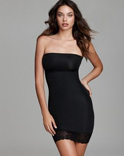 "Yummie by Heather Thompson ""Sleek and Sexy"" Strapless Slip"
