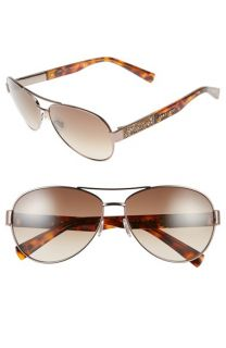Jimmy Choo Babas 59mm Aviator Sunglasses