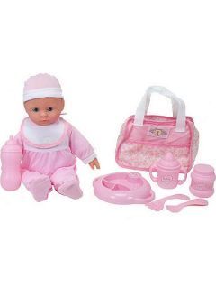 Simba Baby Collection   30cm Doll with Accessories