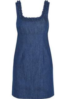 Angie denim mini dress  Topshop Unique