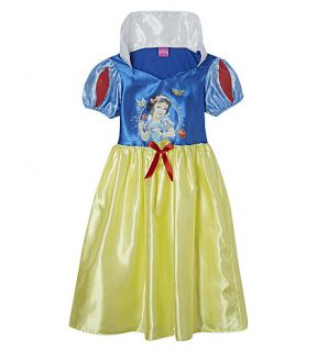 DISNEY PRINCESS   Snow White dress up costume 5 6 years