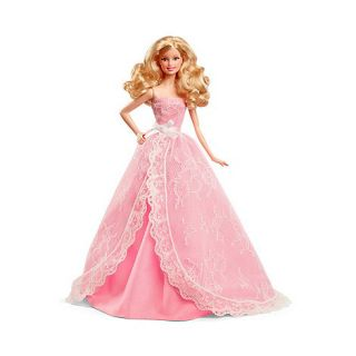 Barbie 2015 Birthday Wishes Doll