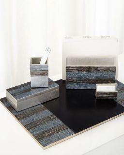 Regina Andrew Design Abalone Shell Desk Accessories
