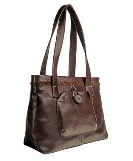 Hidesign Stitch Leather Handcrafted Shoulder Bag (375112601)