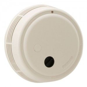 Gentex 8100P Smoke Alarm, 120V AC 4 Wire Photoelectric w/ Local Solid State Sounder