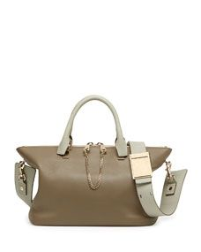 Chloe Baylee Shoulder Bag, Gray