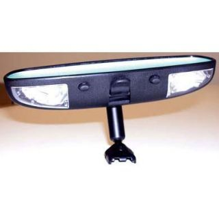 Cipa Mirrors   Cipa Mirrors Deluxe Auto Dimming Rear View Mirror 36000   Fits 1976 to 2006 Wrangler, Cherokee and CJ