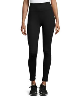 Spanx Ready to Wow Moto Leggings, Black