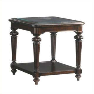 Tommy Bahama Island Traditions Sheffield Rectangular End Table   01 0548 957
