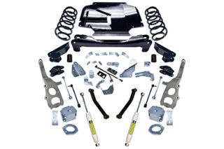 2005, 2006, 2007 Jeep Grand Cherokee Lift Kits   Superlift K864   Superlift Lift Kits