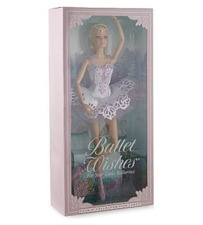 BARBIE   Ballet Wishes pink label collection doll