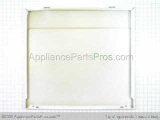 Frigidaire 134086842 Panel Top Front Cons All White