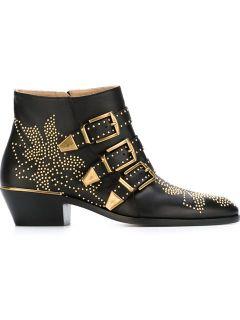 Chloé 'susanna' Boots   Chuckies New York