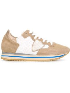 Philippe Model Panelled Sneakers   Spinnaker Alassio