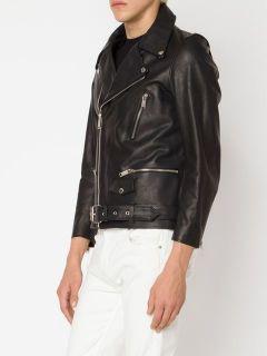 Christian Dada Classic Biker Jacket   Patron Of The New