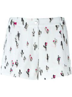 Kenzo 'cartoon Cactus' Shorts   Cumini