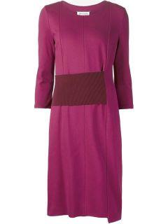 Maison Margiela Ribbed Band Asymmetric Dress    The Webster