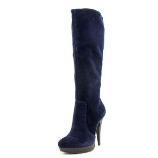 INC International Concepts Womens Galla Fabric Boots (Size 5.5 )