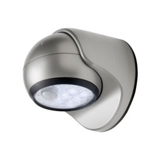 Fulcrum Products® Light It® 6 LED Porch Light With Sensor  (20031 101)   Motion Activated Lighting