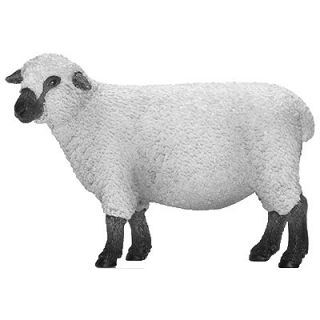 Toy Figure, Shropshire Sheep, Ages 3 & Up: Model# 13681