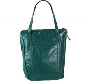 Womens Latico Clark Tote 7563   Emerald Leather