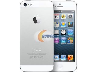 Open Box: Apple iPhone 5 White Dual Core 1.3GHz 16GB Unlocked Cell Phone – Grade B