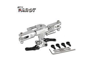 Tarot 450 PRO Flybarless System Metal Head Rotor Sliver TL45110 02