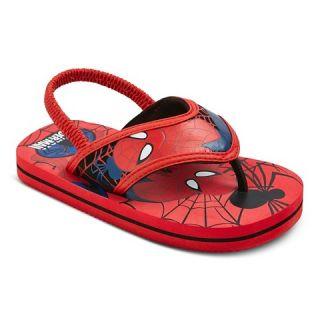 Toddler Boys Spiderman Flip Flop