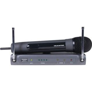 TOA Electronics S4.4H UHF Hand held Wireless Mic System, E 668 698 MHz Frequency S4.4HE4US
