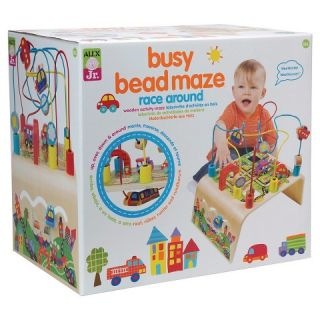 Alex Toys Busy Bead Maze Race Around