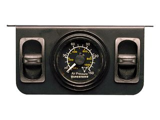 Firestone Ride Rite Air Adjustable Leveling Control Panel