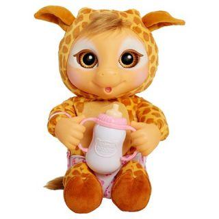 Animal Babies Deluxe Electronic Baby Giraffe