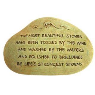 Nichols Bros. Stoneworks Storm Garden Stone Weathered Bronze GNSSTN WB