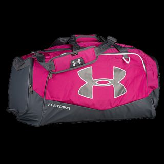 Under Armour Undeniable Large Duffel II   Casual   Accessories   Tropic Pink/Graphite/White