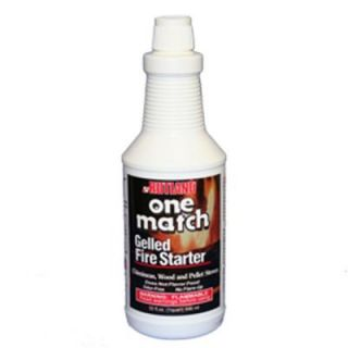 One Match 32 fl. oz. Gelled Fire Starter 49Q