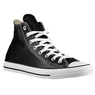 Converse All Star Leather Hi   Mens   Basketball   Shoes   White/White/Gold