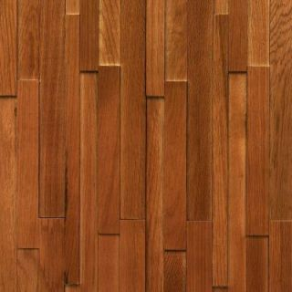 Nuvelle Deco Strips Saddle 3/8 in. x 7 3/4 in. Wide x 47 1/4 in. Length Engineered Hardwood Wall Strips (10.334 sq. ft. / case) NV4DS