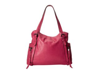 Elliott Lucca Cammi Fold Over Tote Cranberry