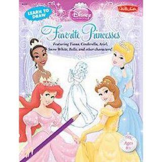 Learn to Draw Disney Princess Favorite Princesses (Paperback)