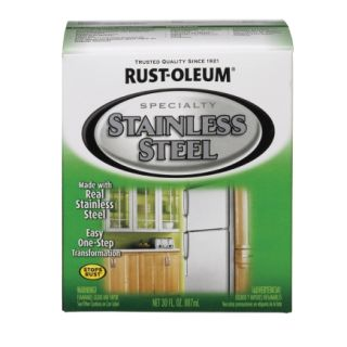 Rust Oleum® Stainless Steel Paint Kit (2479630   Specialty Paints