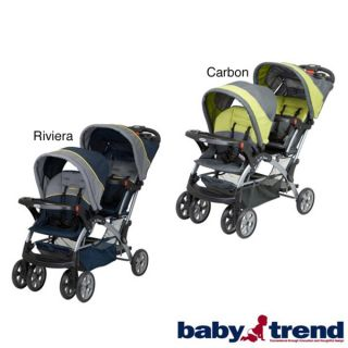 Baby Trend Sit N Stand Double Stroller   14695174