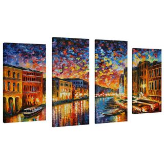 Picture Perfect International Venice Grand Canal by Leonid Afremov 4