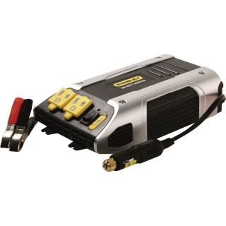 Stanley Power Inverter — 500/100 Watts, Model# PC509  Modified Sinewave